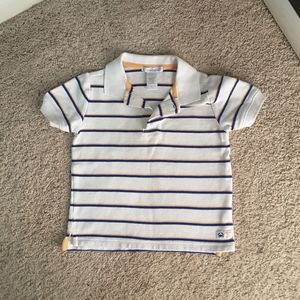 JANIE AND JACK Toddler Boys Striped Shirt Size 2T